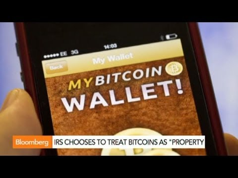 Bitcoin Is Property Not Currency In Tax System: IRS