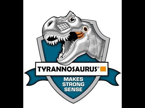 TYRANNOSAURUS® Waste Shredder