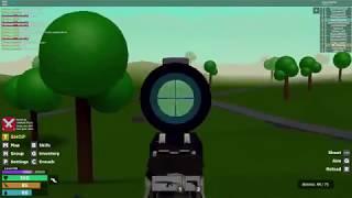 Zone de mort de Roblox 'Sniper Update'