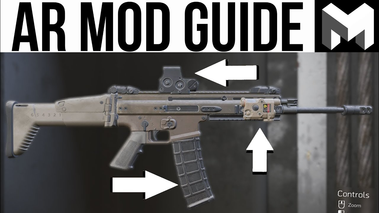 The Division 2 What Mods to Use Guide: The Best Mods for Assault Rifles