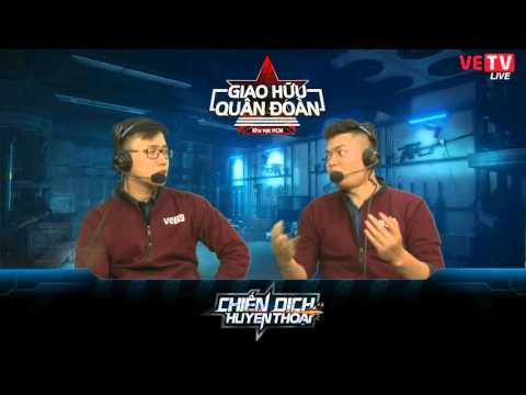 [GHQĐ - HCM] Vòng bảng: KING+ vs S.C.V.G Plus - 23/2/2016