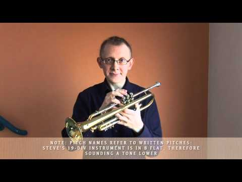 Extended Techniques on the 19-div trumpet