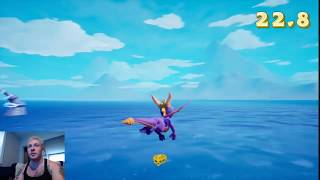 Flight mini games are fun right? Spyro Reignited Trilogy Part 2
