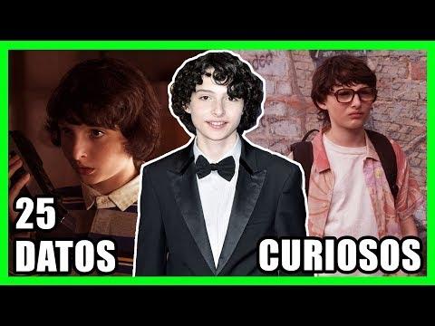 25 Curiosidades Que NO CONOCIAS Sobre Finn Wolfhard (Stranger Things Temporada 2 - It Eso)