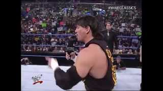 WWE SmackDown 11/23/00 - Happy Thanksgiving.  Eddie Guerrero vs Billy Gunn