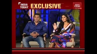 Exclusive : Salman Khan, Katrina Kaif In Conversation With Anjana Om Kashyap