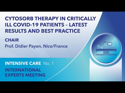 International Experts Meeting | Intensive Care | Full Version | Webinar 1