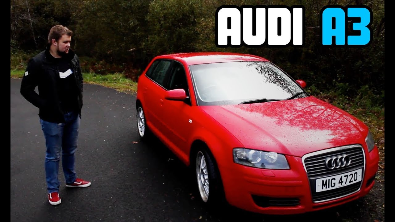 Audi A3 2006 Sportback Review And Test Drive
