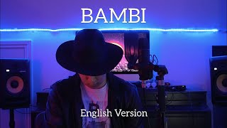 BAEKHYUN(백현) - 'Bambi' English Cover by JUSJUN