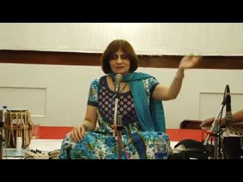 Moods in Indian Classical Music