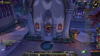 [4K] Safe Keeping World Quest WoW Legion i3 6100 GTX 1070