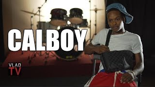 "Calboy on Lil Jojo's ""BDK"" Dividing Chicago, Getting Involved with Gangs Himself (Part 8)"