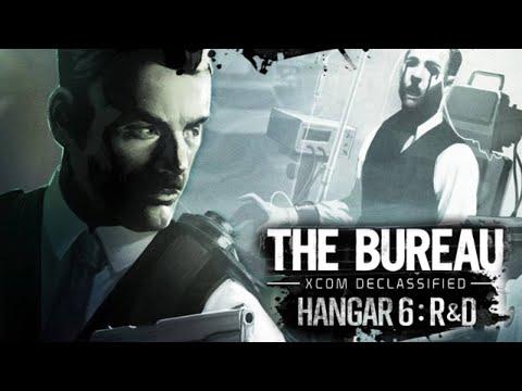 Прохождение: The Bureau - XCOM Declassified #3 - DLC Hangar 6 R&D  