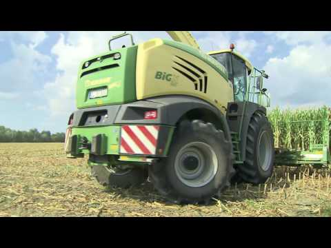 KRONE BiG X 480 530 580 630 Forage Harvester