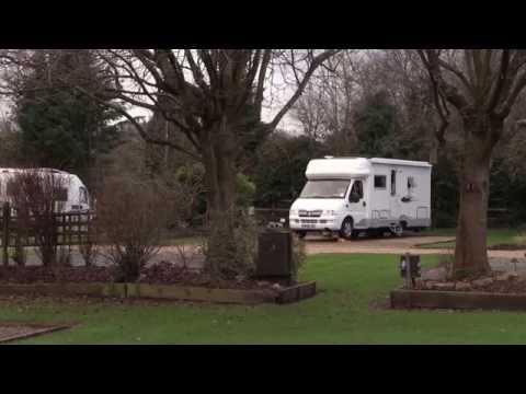 Practical Motorhome at Bath Marina and Caravan Park