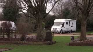 Practical Motorhome at Bath Marina and Caravan Park