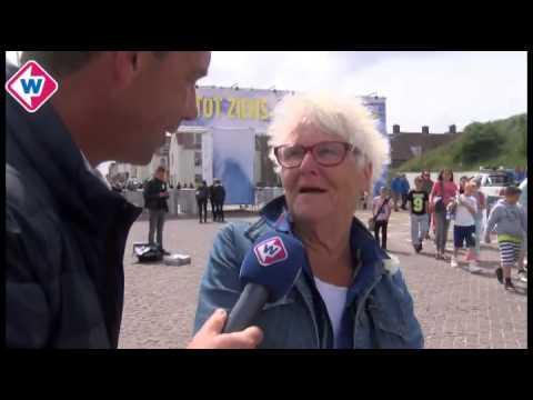 Volvo Ocean Race-festival nu echt van start