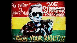 WHITE RIOT,THE CLASH,THE FUTUR IS UNWRITTEN