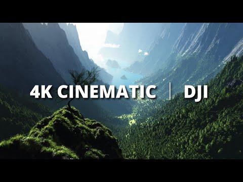 DJI |Cinematic Video |4K