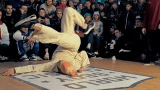 Abdul & Bogoved vs OBC  | World BBoy Classic Russia & CIS 2015