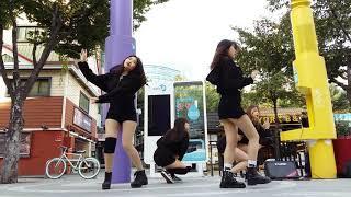 2018.10.14&신촌아웃백앞&신촌아리수무대&마음소리버스킹&오버스텝&by큰별