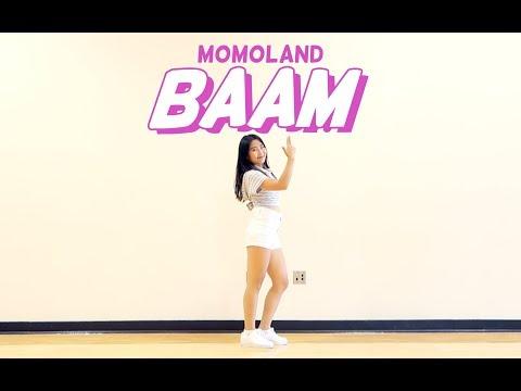 MOMOLAND(모모랜드) _ BAAM _ Lisa Rhee Dance Cover