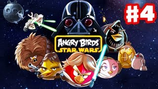 Angry Birds Star Wars - Gameplay Walkthrough Part 4 - Use the Force (Windows PC, Android, iOS)