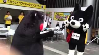 JR博多駅にて『くまもとあそビンゴ!!夏たびキャンペーン』 やんちゃ...