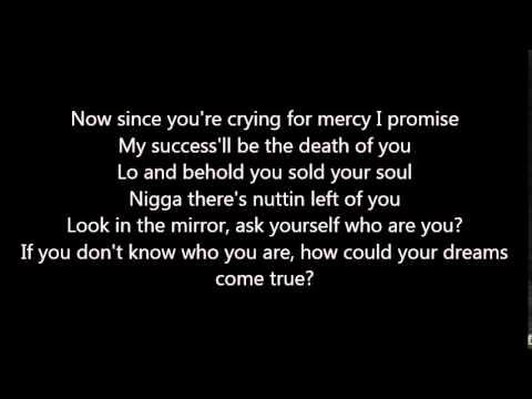 2Pac feat 50 Cent - Realist Killaz [LYRICS]