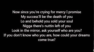 2Pac feat 50 Cent - Realist Killaz [LYRICS]