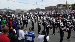 2016 TSU Band at Homecoming Prade