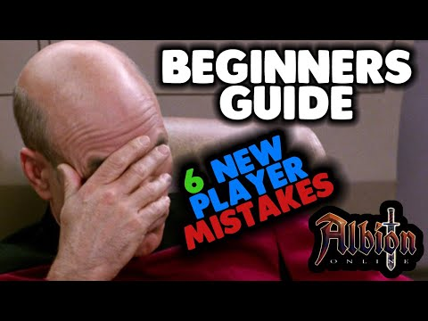 Albion Online   Six Mistakes New Players Often Make!
