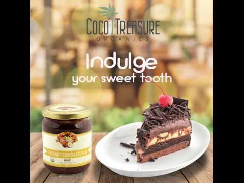 Organic Coconut Chocolate Jam