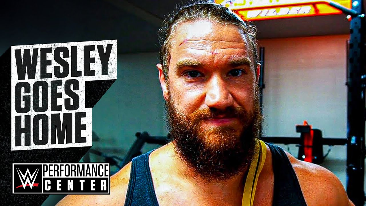 Wesley Blake Reacts to His WWE Release