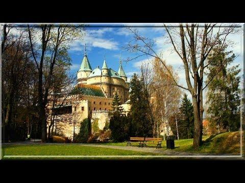 Bojnice Castle - the most beautiful HD video
