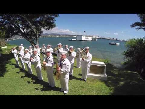 """U.S. Pacific Fleet Band Performs """"The Governor's Own"""" February 2017"""