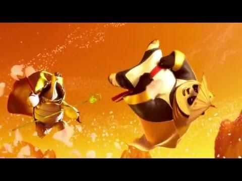 Kung Fu Panda 3 - Kung fu fighting [HQ]из YouTube · Длительность: 3 мин11 с