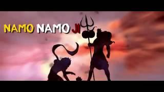NAMO NAMO | KEDARNATH | AMIT TRIVEDI | LYRICAL STATUS VIDEO | DJDRON