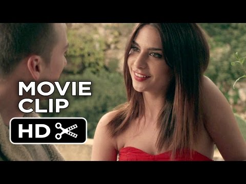 Spring Movie CLIP - Go Out With Me (2015) - Nadia Hilker, Lou Taylor Pucci Horror Movie HD