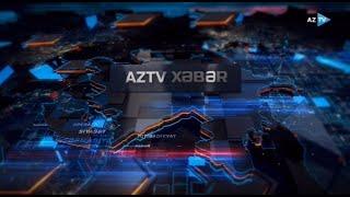 AzTV Xəbər 20:00 - 14.09.2020