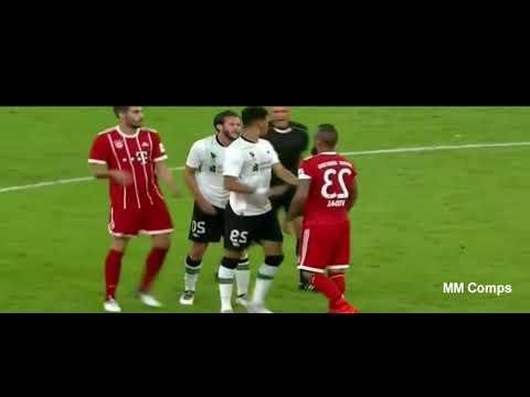 Arturo Vidal Insane Angry Moments