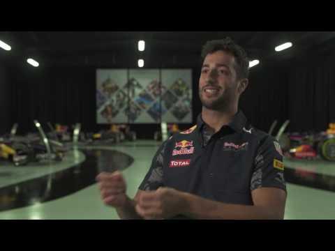 F1: Interview with Daniel Ricciardo