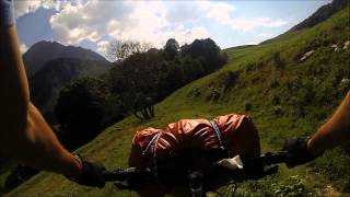 Tour du Mont Blanc by All Mountain MTB - Kévin Fuentes -