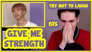 HARDEST BTS TRY NOT TO LAUGH CHALLENGE #3 [BTS CRACK]