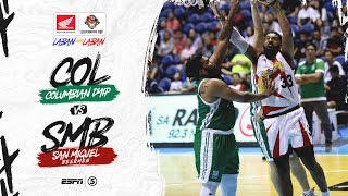 Full Game: Columbian Dyip vs San Miguel | PBA Governors' Cup 2019