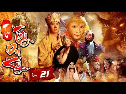 Phim Mới Hay Nhất 2019   TÂN TÂY DU KÝ - Tập 21   Phim Bộ Trung Quốc Hay Nhất 2019