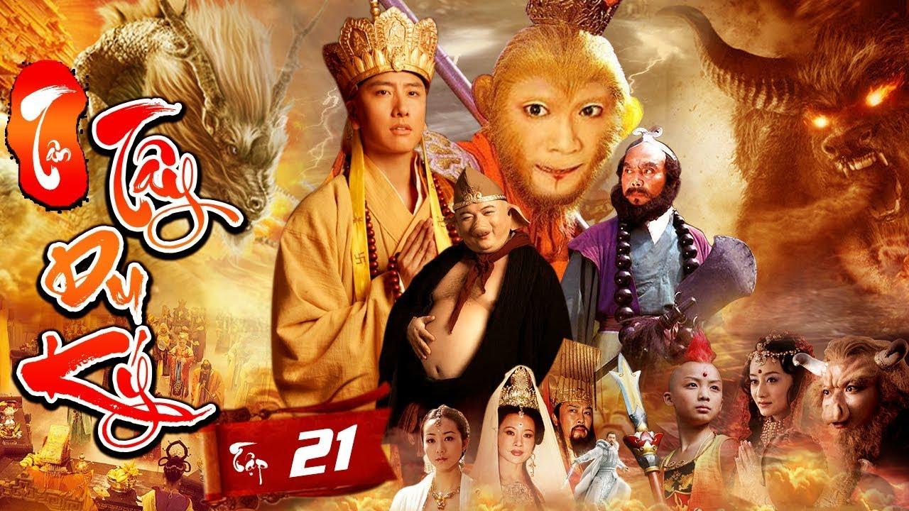 Phim Mới Hay Nhất 2019   TÂN TÂY DU KÝ – Tập 21   Phim Bộ Trung Quốc Hay Nhất 2019