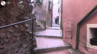 Il borgo di Tellaro in Liguria