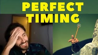 Perfect Timing - Getting Over It
