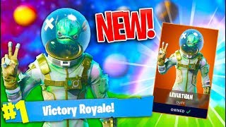 HOW TO CLAIM YOUR *FREE ITEM* in Fortnite Battle Royale! NEW LEVIATHAN CHARACTER GAMEPLAY!